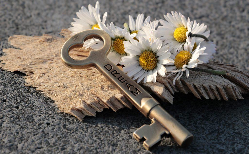 夢を叶えるための鍵